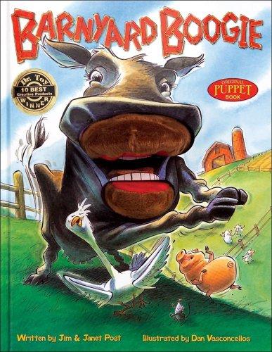 Barnyard Boogie: Original Puppet Book: Jim Post, Janet