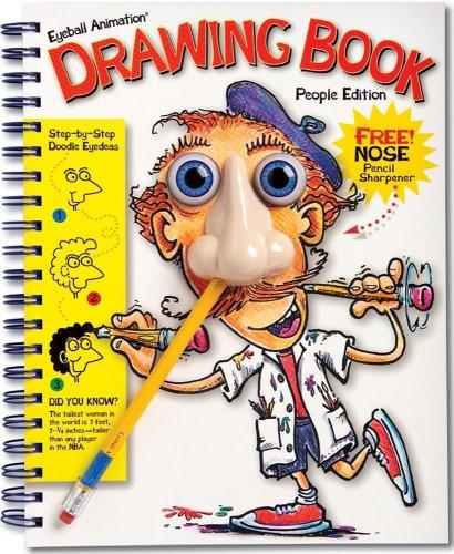9781579391317: Eyeball Animation Drawing Book: People Edition