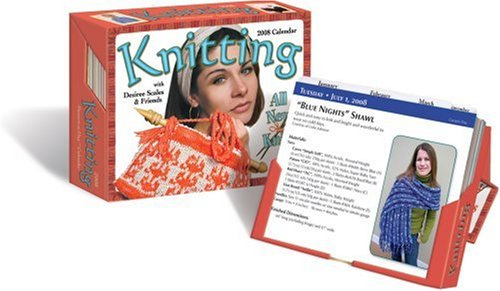 9781579393304: Knitting Pattern-a-Day: 2008 Day-to-Day Calendar