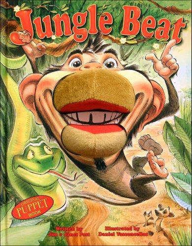 Jungle Beat Puppet Book: Jim Post; Janet
