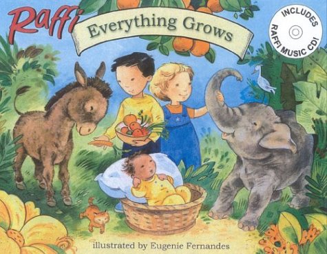 9781579400972: Everything Grows [With Music CD]