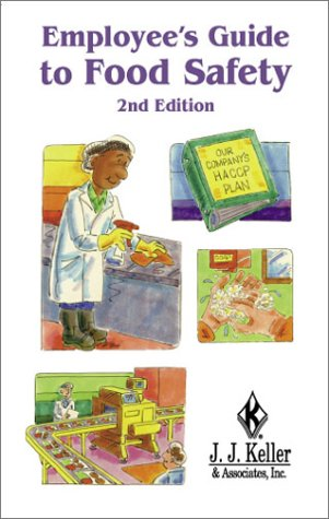 Food Safety Handbook for Foodservice Employees