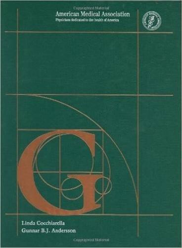 Guides to the Evaluation of Permanent Impairment,: Linda Cocchiarella, Gunnar