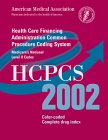 HCPCS 2002: Medicare's National Level II Codes: American Medical Association