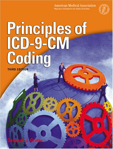 9781579476588: Principles of ICD-9-CM Coding
