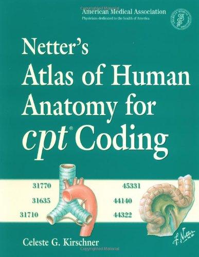9781579476694: Netter's Atlas of Human Anatomy for CPT Coding