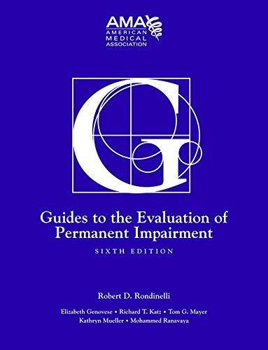 9781579478889: Guides to the Evaluation of Permanent Impairment, Sixth Edition