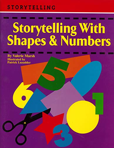 Storytelling with Shapes and Numbers: Valerie Marsh