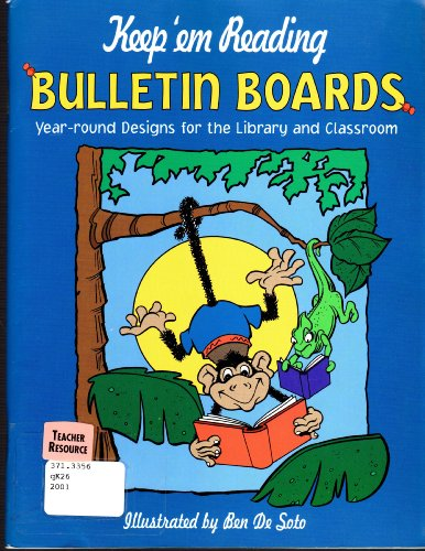 9781579500658: Keep 'em Reading Bulletin Boards