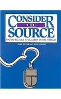 Consider the Source: Finding Reliable Information on: Paige Taylor, Jerri