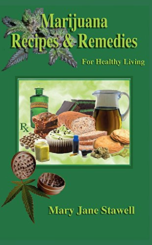 9781579511333: Marijuana Recipes and Remedies for Healthy Living