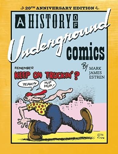 9781579511562: A History of Underground Comics