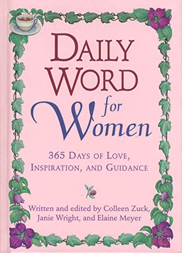 9781579540142: Daily Word For Women: 365 Days of Love, Inspiration, and Guidance