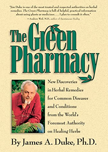 9781579541248: The Green Pharmacy: New Discoveries in Herbal Remedies for Common Diseases and Conditions from the World's Foremost Authority on Healing Herbs