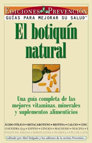 El Boutiquin Natural (Spanish Edition): Delgado, Abel