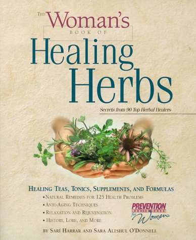 9781579542146: The Woman's Book of Healing Herbs