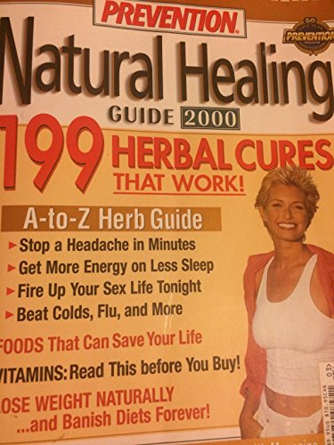 9781579542566: Prevention Natural Healing Guide 2000