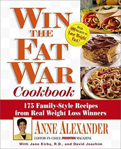 9781579543631: The Win the Fat War Cookbook