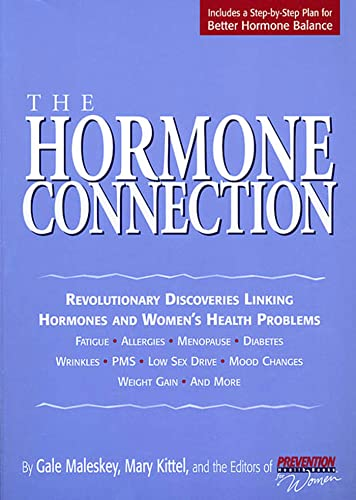 9781579544010: The Hormone Connection: Revolutionary Discoveries Linking Hormones and Women's Health Problems