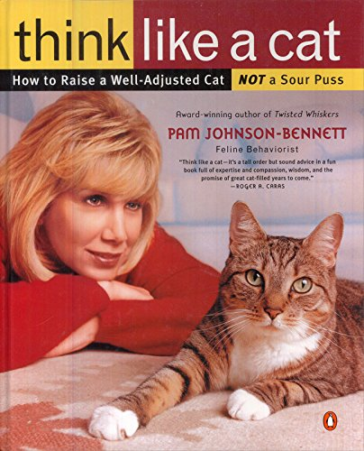 Think Like a Cat (9781579544256) by Johnson-Bennett, Pam
