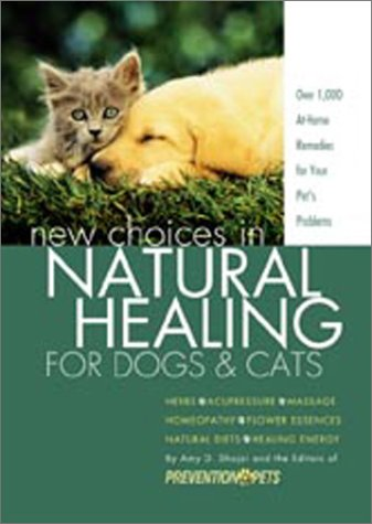New Choices In Natural Healing For Dogs Cats
