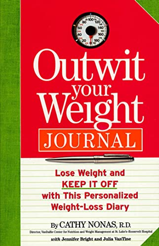 9781579544836: Outwit Your Weight Journal: Lose Weight and Keep It Off with this Personalized Weight-Loss Diary
