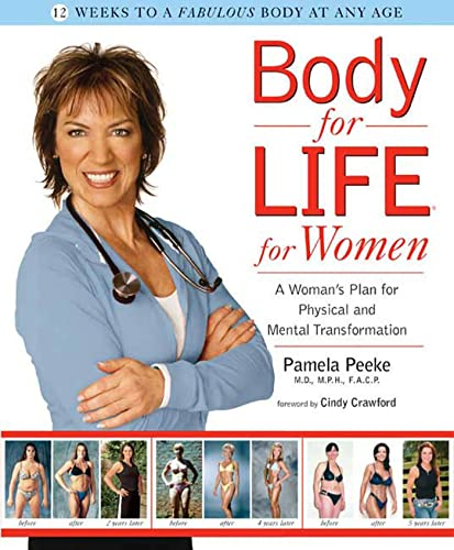 9781579546014: Body for Life for Women: A Woman's Plan for Physical and Mental Transformation