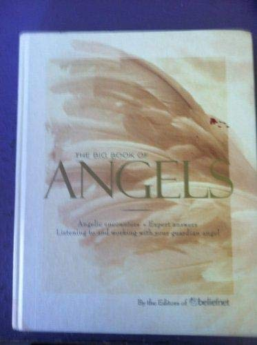 9781579546519: The Big Book of Angels: Angelic Encounters, Expert Answers, Listening to and Working With Your Guardian Angel