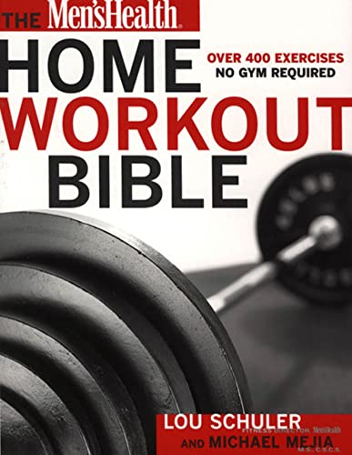 9781579546571: The Men's Health Home Workout Bible