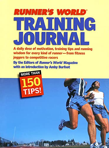9781579546588: Runner's World Training Journal