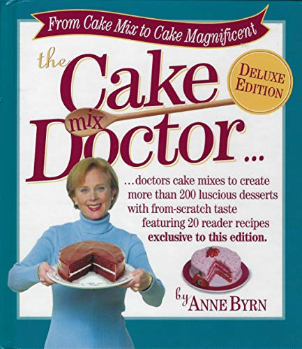 9781579546922: The Cake Mix Doctor