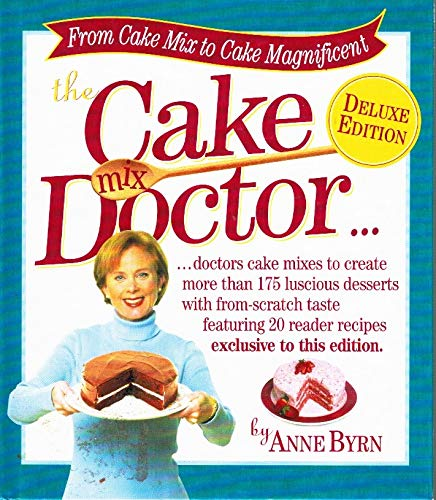 9781579546922: The Cake Mix Doctor: Deluxe Edition