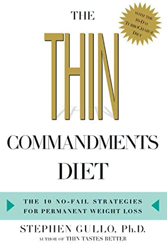 9781579548988: The Thin Commandments: The Ten No-Fail Strategies for Permanent Weight Loss
