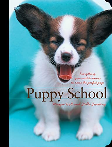 9781579549152: Puppy School: Everything You Need to Know to Raise the Perfect Pup