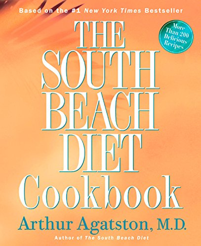 9781579549572: The South Beach Diet Cookbook