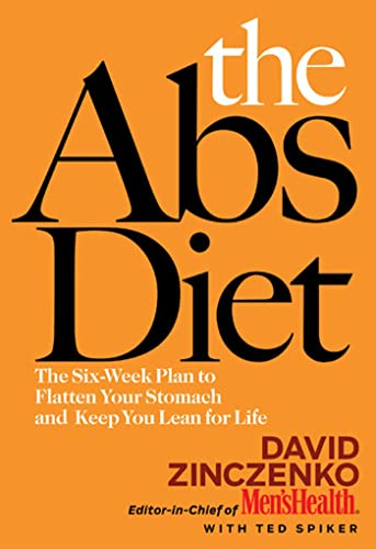 9781579549985: The Abs Diet: The Six-Week Plan to Flatten Your Stomach and Keep You Lean for Life
