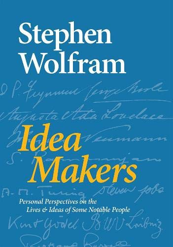 9781579550035: Idea Makers: Personal Perspectives on the Lives & Ideas of Some Notable People
