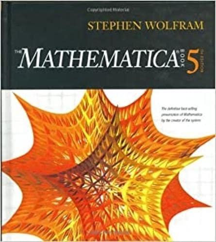 9781579550226: The Mathematica Book