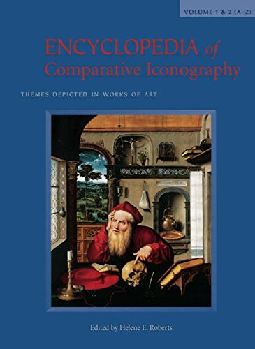 9781579580094: Encyclopedia of Comparative Iconography: Themes Depicted in Works of Art (vol 1 et vol 2 )