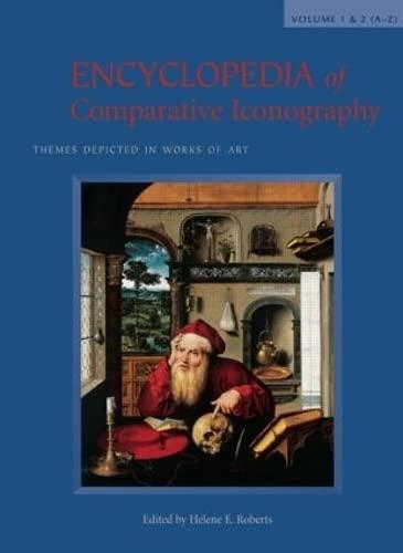 Encyclopeida of Comparative Iconography 2 vols set