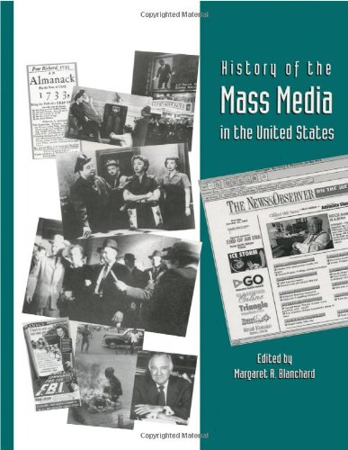 9781579580124: History of the Mass Media in the United States: An Encyclopedia