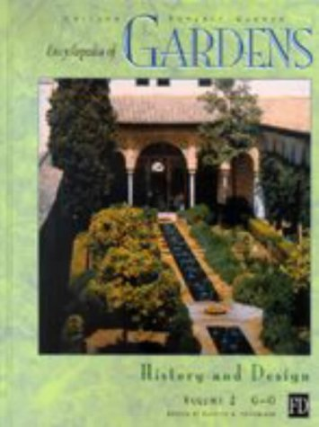 9781579581732: Encyclopedia of Gardens: History and Design