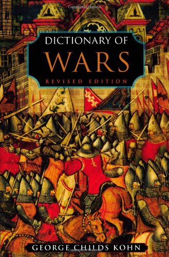 9781579582043: Dictionary of Wars