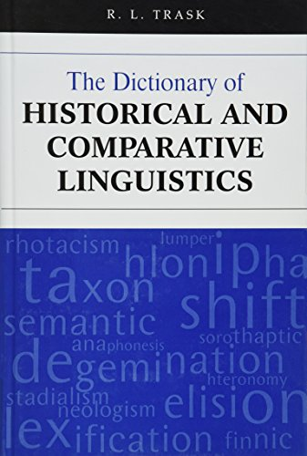 Dictionary of Historical and Comparative Linguistics: Philip Strazny