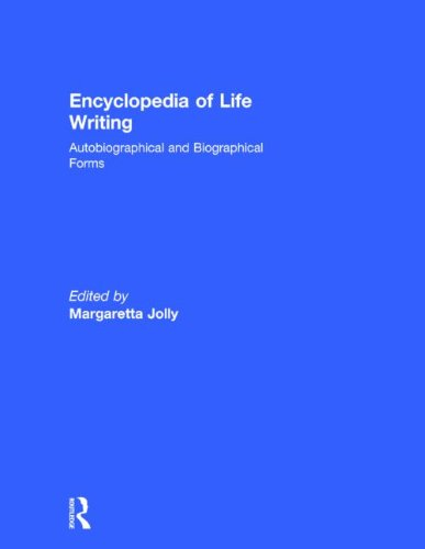 9781579582326: Encyclopedia of Life Writing: Autobiographical and Biographical Forms
