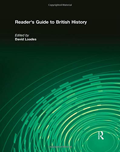 9781579582425: Reader's Guide to British History (Reader's Guides)
