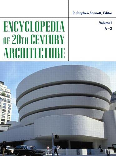 9781579582432: Encyclopedia of 20th-Century Architecture