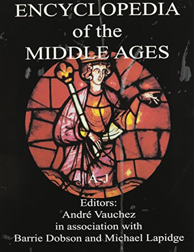 9781579582821: Encyclopedia of the Middle Ages