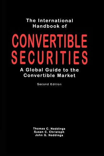 9781579582999: International Handbook of Convertible Securities: A Global Guide to the Convertible Market
