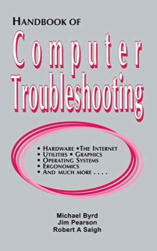 9781579583002: Handbook of Computer Troubleshooting